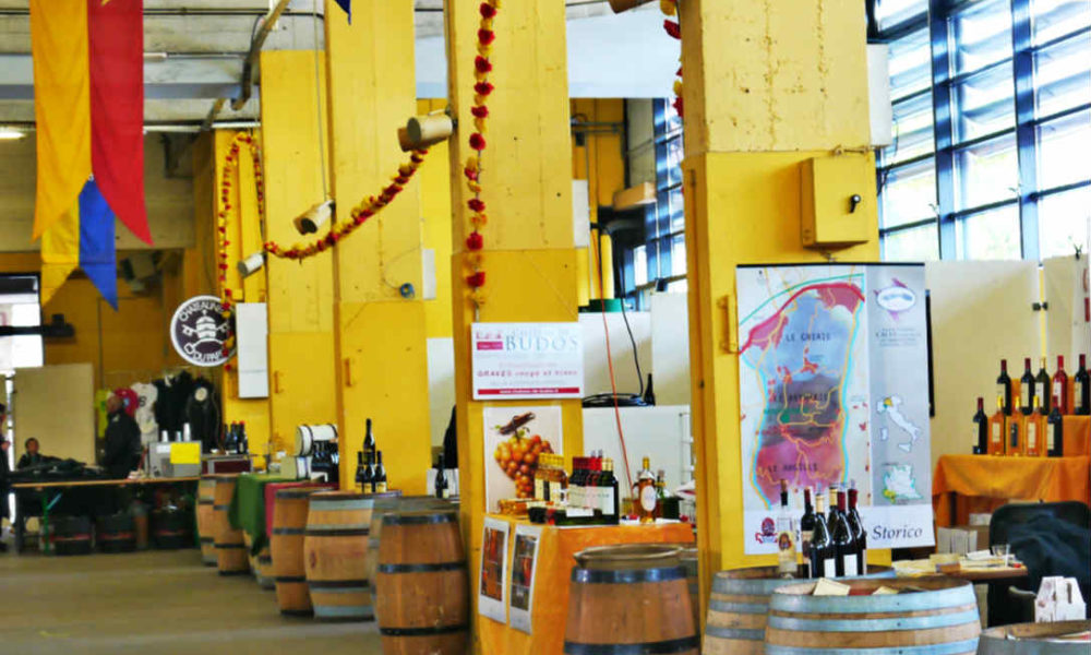 Visuel actualité Nuits-Saint-Georges Wine Fair
